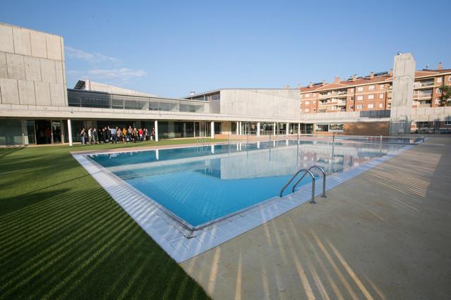 viladecans estrenar el nuevo complejo deportivo a finales