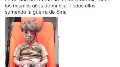 Un tuit de Pablo Casado sobre el nen sirià de l'ambulància desencadena la polèmica