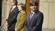 "Puigdemont, a sus 'consellers': ""No renunci�is a nada"""