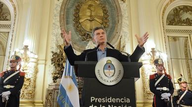 Macri sintoniza con Trump y endurece las condiciones de entrada de extranjeros latinoamericanos a Argentina