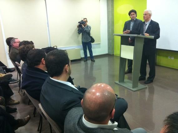 El alcalde de Sant Hilari Sacalm deja sus cargos y la pol�tica