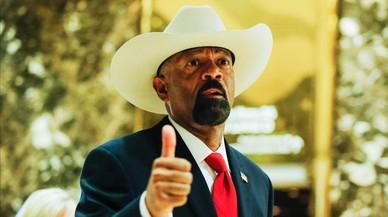 El sheriff David Clarke.