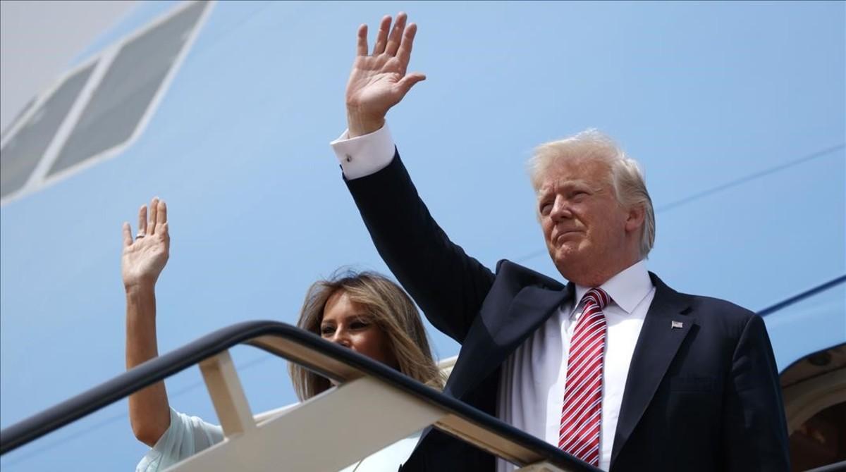 Trump, 'el conseguidor'