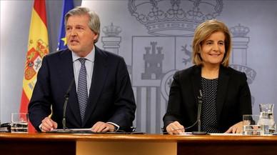 La Moncloa posa en alerta les empreses que fabriquin urnes per a la Generalitat