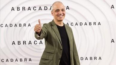 """Pablo Berger: """"Amb 'Abracadabra' em puc donar un cop mortal"""""""