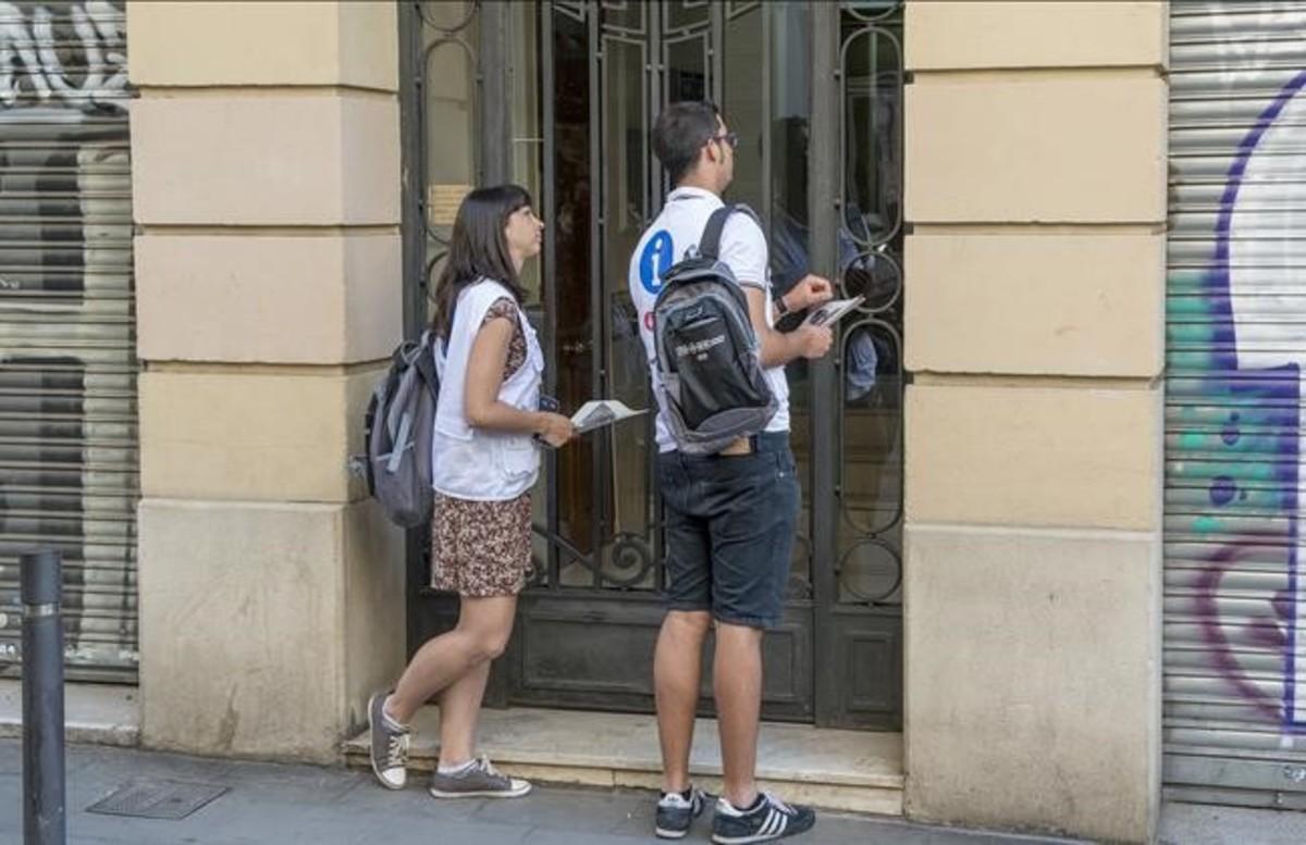 Barcelona refuerza la lucha contra los pisos tur sticos ilegales - Piso turistico barcelona ...