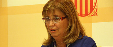 Irene Rigau. ACN