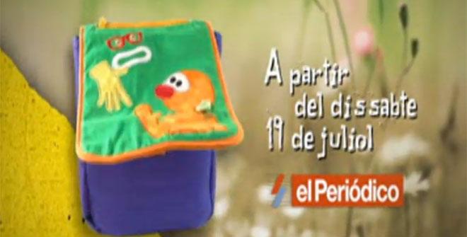Promoci�n: La mochila de MIC