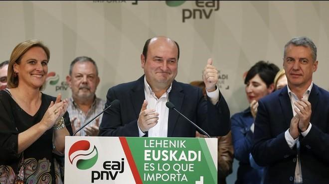 El PNB sembra dubtes sobre el seu suport als Pressupostos per la resposta de Rajoy a Catalunya