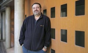 Albert Terol, usuario del servicio de mediación de El Prat.