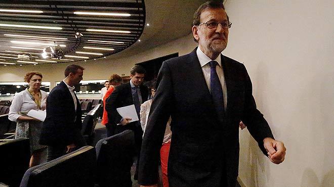 Comparecencia de Mariano Rajoy tras conocerse el sí al brexit