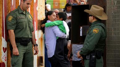 L'Administració de Trump estudia separar mares i fills a la frontera amb Mèxic