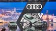 El nuevo Audi A8 en su presentación mundial.