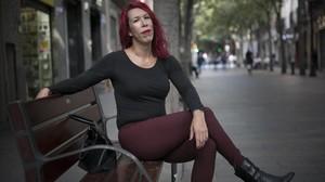 zentauroepp40584669 barcelona 18 10 2017 retrato a sabrina s nchez prostituta 171019094654