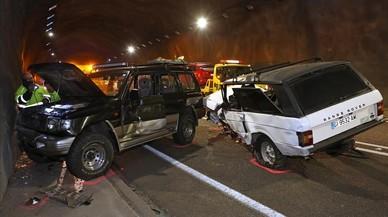 El número de muertos en las carreteras españolas sube por primera vez en 13 años