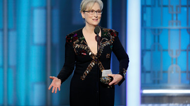 Meryl Streep i els idiotes
