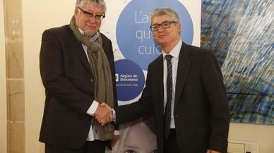 El Ayuntamiento de Cornellà y Aigües de Barcelona firman un acuerdo para luchar contra la pobreza energética