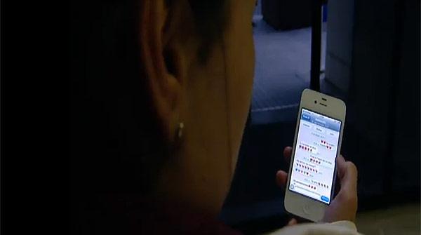 Aumenta el control de las parejas a través del móvil.