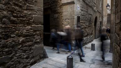 La calle más infame de Barcelona es...