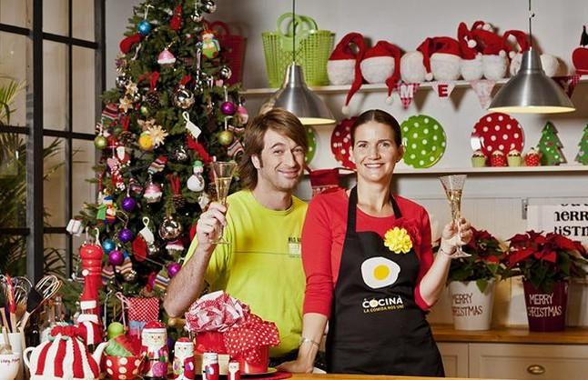 Canal Cocina propone menús 'low cost' para Navidad