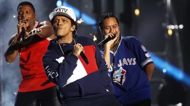 Justin Bieber i Lady Gaga triomfen als premis MTV Europe a ritme de Bruno Mars