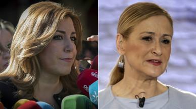 Batalla entre les presidentes d'Andalusia i Madrid pel finançament