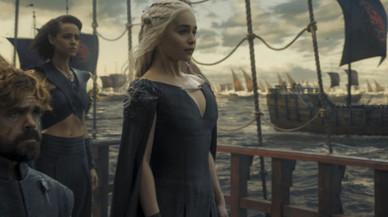 Daenerys Targaryen, en el �ltimo episodio de la sexta temporada de 'Juego de tronos'