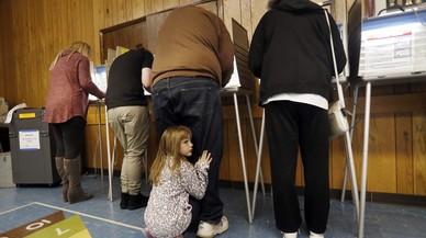 EUA va a les urnes amb ansietat