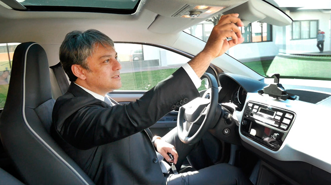 """Luca de Meo: """"Volem convertir Seat en una locomotora de Volkswagen"""""""