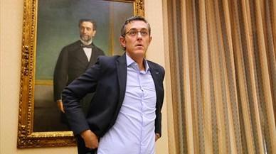 El nuevo trabajo de Eduardo Madina lejos del PSOE: ficha como director en una consultora sueca