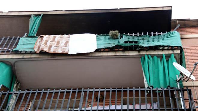 Fallece un hombre de 40 años tras un incendio en un piso de Manresa.