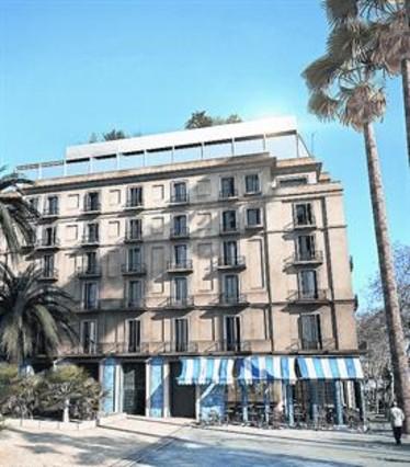 El eixample monopoliza la oferta de nuevos hoteles en for Hoteles en el centro de barcelona