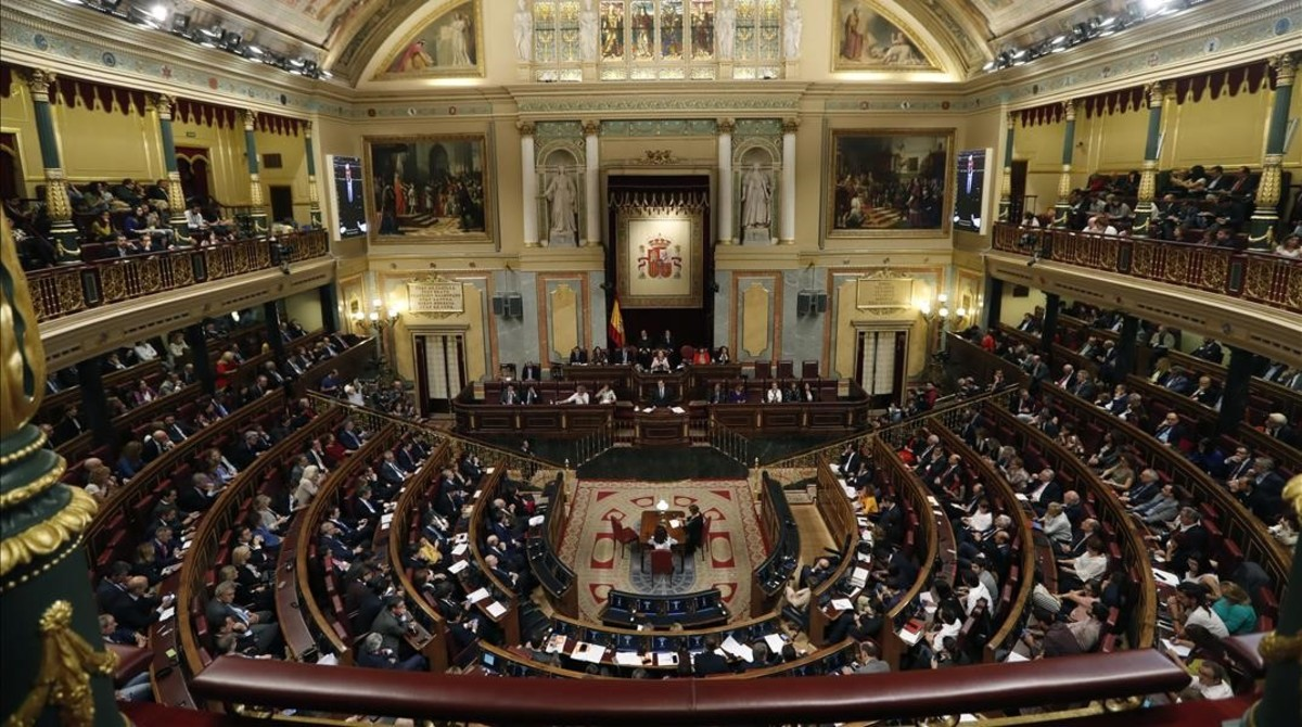 La desafección política crece tras la reelección de Rajoy