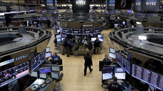 Imagen de la Bolsa de Nueva York