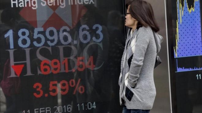 Informaci�n burs�til de Hong Kong