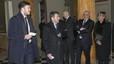 El Rei Felip i el president Puigdemont coincideixen gràcies al Mobile
