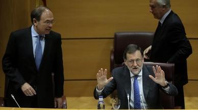 """Rajoy recorda als independentistes que a Espanya """"ningú va als jutjats per les seves idees"""""""