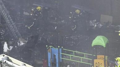 ¿Què sabem i què no del foc a la torre Grenfell de Londres?