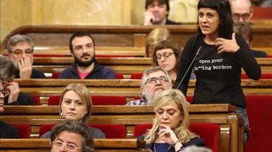 """La CUP mantiene la confianza en el Govern pero le pide más """"claridad y lealtad"""""""