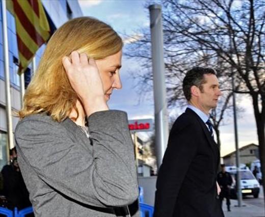 El tribunal pospone la declaraci�n de la infanta
