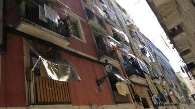 Freno a la expulsión de vecinos en Barcelona