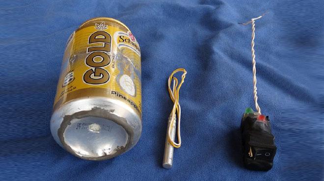 Aquesta és la bomba amb què l'Estat Islàmic diu que va enderrocar l'avió rus