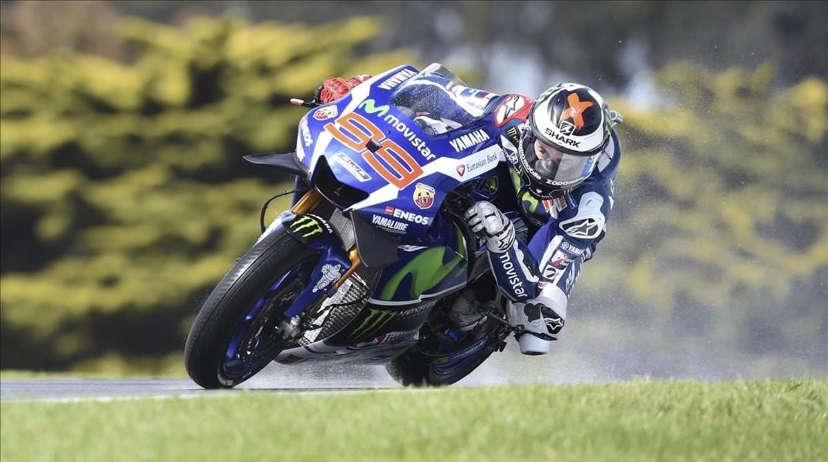 "Lorenzo: ""Si fuese el 'se�or Yamaha', le dar�a privilegios a Rossi"""