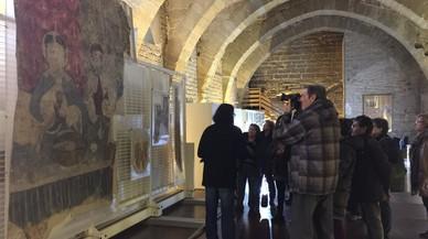 Preocupación en Cultura por los bienes devueltos a Sijena