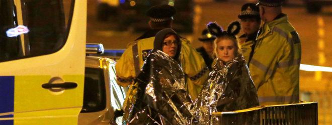 19 muertos por una explosión tras un concierto en el Manchester Arena