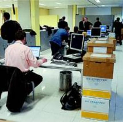 Los jueces quieren p rking gratis en la nueva ciutat de la for Oficina de registro barcelona