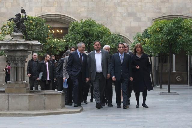 """Rigau pedir� el viernes a Wert una """"enmienda profunda"""" de la ley"""