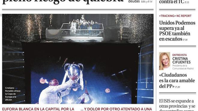 'El Mundo' denuncia que Felipe González va avalar Zandi davant un criminal de guerra
