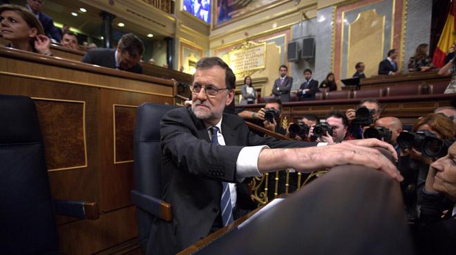 """Rajoy sobre Cataluña: """"Mantengo mi disposición al diálogo y a la cooperación con la Generalitat""""."""