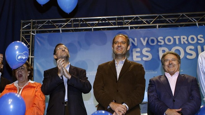 Mariano Rajoy i València, amor fet cendres